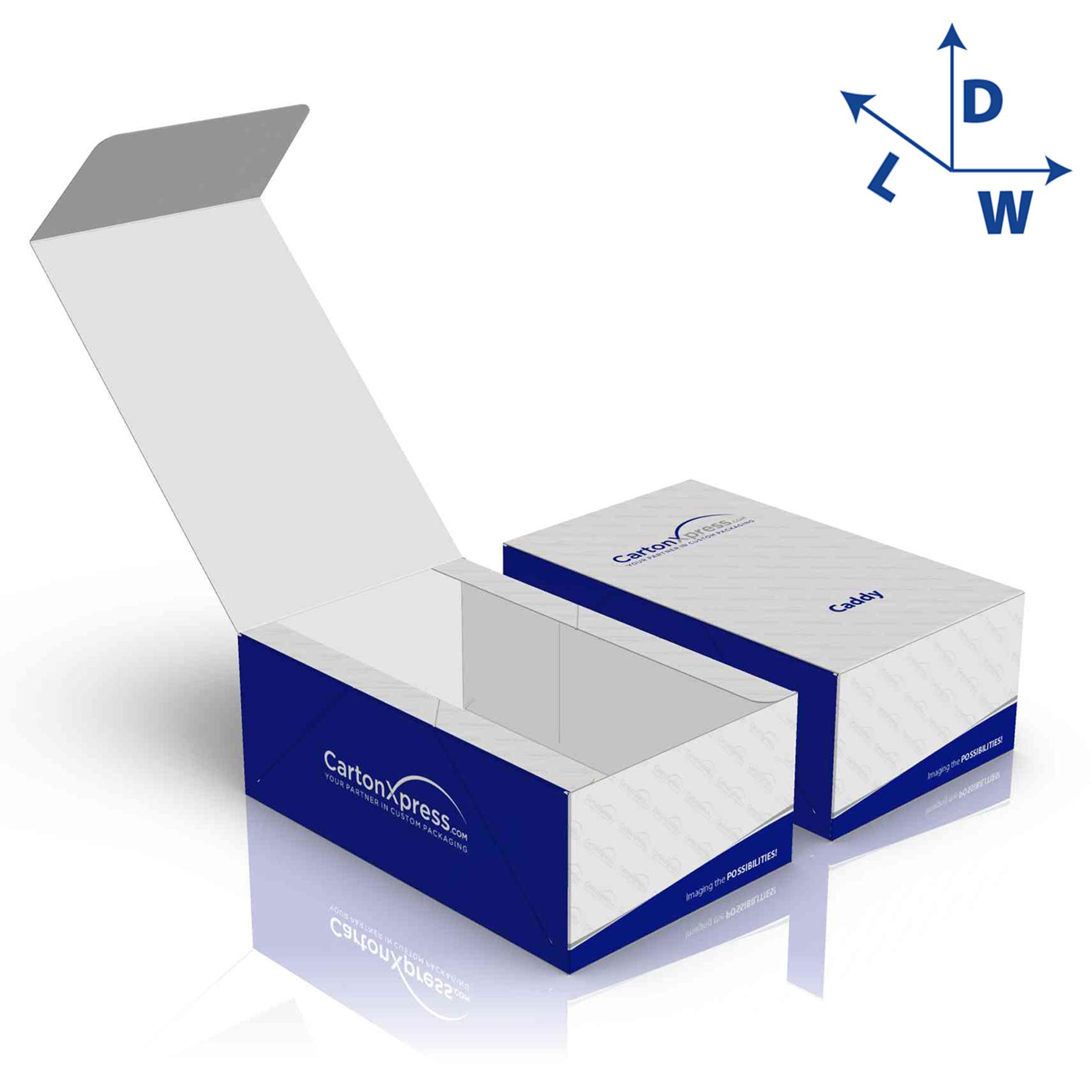 Triplast TPLBX5SINGL12X9X12 Carton dexp/édition postale 305/x 229/x/305/mm A4 Mod/èle moyen